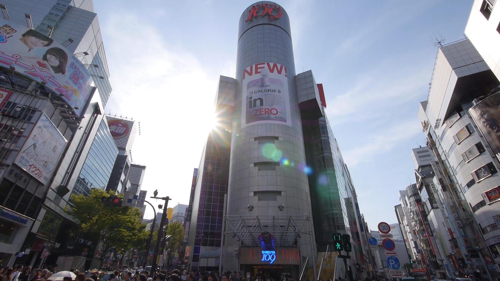 Tokyo In Motion: Shibuya