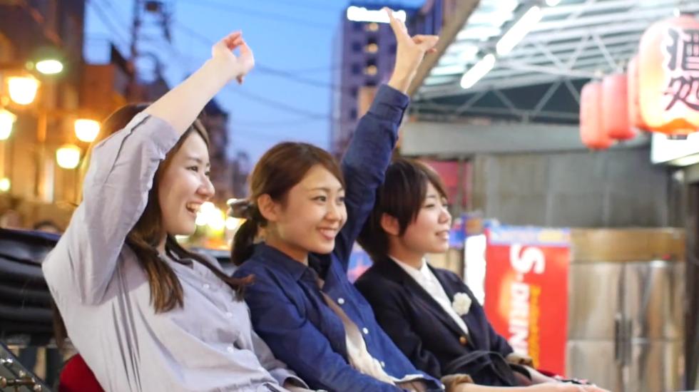 Rickshaw Ride in Aasakusa Tokyo