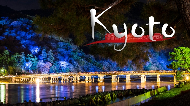 Kyoto – Timeless beauty in 4K