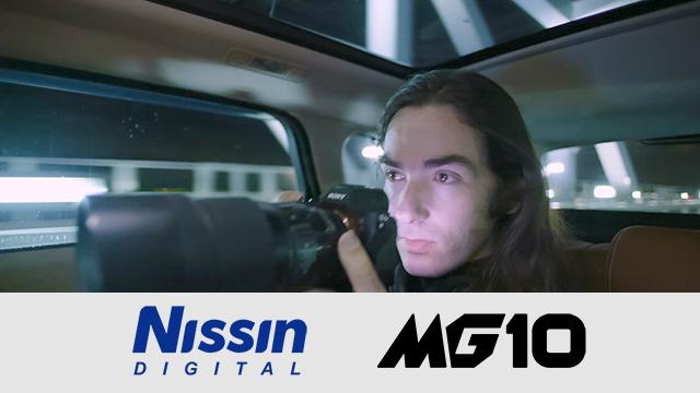 NISSIN MG10 × Ilko Allexandroff in Tokyo