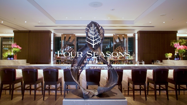 An Intimate Urban Oasis at Four Seasons Hotel Tokyo
